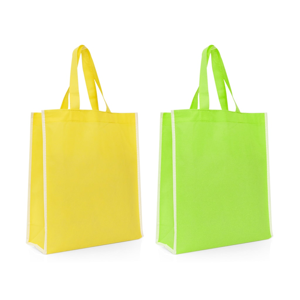 0e5e15aea6 Two Tone Non Woven Bag - Entro Concepts